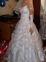 Свадебное платье в г. Рогачёве