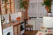 Рогачев,  двухкомнатная квартира на сутки и более в центре города.