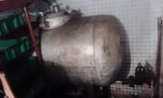 Алюминиевая бочка от молоковоза 600-800л