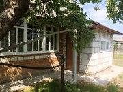 Продам дачный участок с домом,  гаражом с ямой,  в черте города