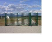 ворота с прутьями 1, 5*3